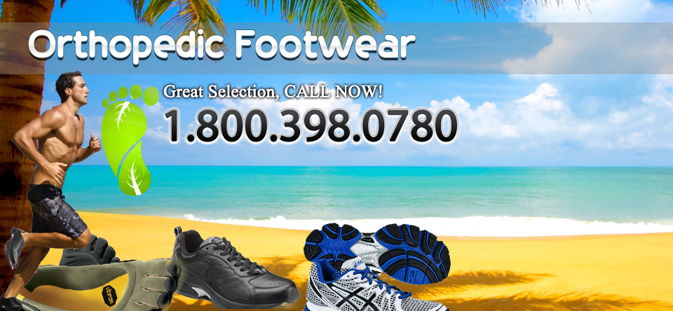 orthopedic footware, orthopedic shoes